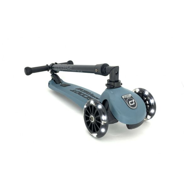 Scoot and ride highwaykick3 steel samenleggbar