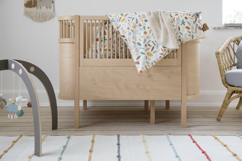 Sebra interiør sengetøy wildlife3